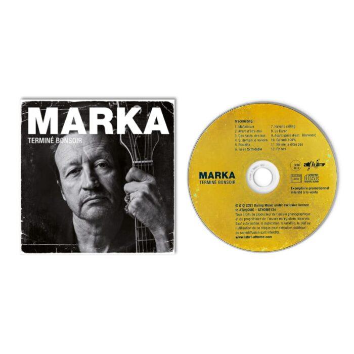 Marka - Terminé Bonsoir (CD)