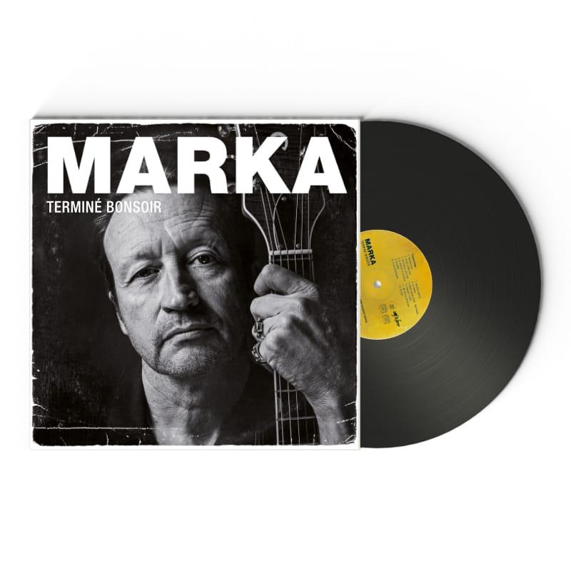 Marka - Terminé Bonsoir (Vinyle)